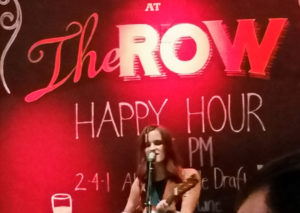 Nashville Top Picks - The Row - singer-songwriter Happy Hour