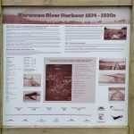 History of the Karamea Harbour