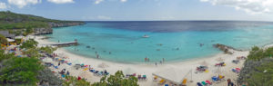 Best Curacao Beaches - Porto Marie beach