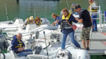 Rubba Duck Safari - getting set for our tour of Lake Havasu