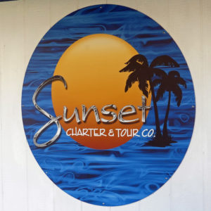 Sunset Charter & Tour Co. provides narrated lighthouse tours on beautiful Lake Havasu.