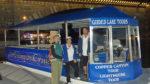 Sunset Charter & Tour Co. Lighthouse Tour aboard Kon Tiki Canyon Cruiser