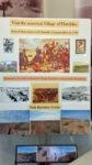 Zuni Visitors Center Hawikku display