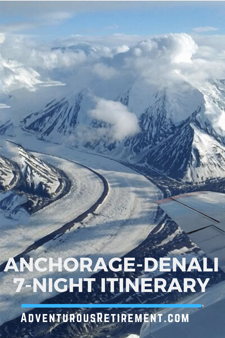 How to Plan Anchorage-Denali National Park 7-Night Itinerary